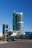 Σύγχρονα κτήρια σε Astana Kazakhsatan Στοκ Φωτογραφίες