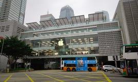 Σύγχρονα κτήρια σε Kowloon, Χονγκ Κονγκ Στοκ φωτογραφία με δικαίωμα ελεύθερης χρήσης