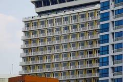 Σύγχρονα κτήρια στη Μπανγκόκ, Ταϊλάνδη στοκ εικόνες