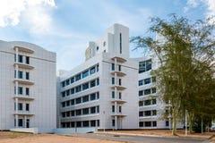 Σύγχρονα κτήρια του Γκαμπορόνε Στοκ Φωτογραφίες