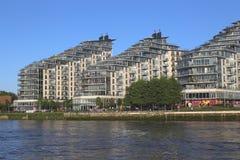 Σύγχρονα κτήρια του Λονδίνου Στοκ φωτογραφίες με δικαίωμα ελεύθερης χρήσης