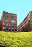 Σύγχρονα κτήρια Στοκ Εικόνα