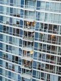 Σύγχρονα υψηλά διαμερίσματα ανόδου Στοκ φωτογραφία με δικαίωμα ελεύθερης χρήσης
