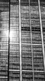 Σύγχρονα buidlings γραφείων στο Canary Wharf - ΛΟΝΔΙΝΟ - ΜΕΓΑΛΗ ΒΡΕΤΑΝΊΑ - 19 Σεπτεμβρίου 2016 Στοκ φωτογραφία με δικαίωμα ελεύθερης χρήσης