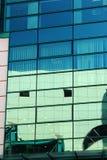 Σύγχρονες λεπτομέρειες αρχιτεκτονικής, Wroclaw, Πολωνία στοκ εικόνα με δικαίωμα ελεύθερης χρήσης