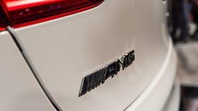 Σύγχρονες τεχνολογίες αυτοκινήτων στοκ εικόνες