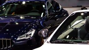 Σύγχρονες τεχνολογίες αυτοκινήτων στοκ φωτογραφία