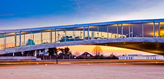 Σύγχρονη αρχιτεκτονική ΙΙ οικοδόμησης Στοκ φωτογραφίες με δικαίωμα ελεύθερης χρήσης