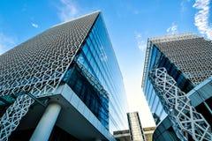 Σύγχρονη αρχιτεκτονική κτιρίου γραφείων σε Putrajaya, Μαλαισία η φωτογραφία λήφθηκε το 15/05/2017 Στοκ Εικόνα