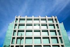 Σύγχρονη αρχιτεκτονική στο Plaza Independencia στο Μοντεβίδεο Στοκ Φωτογραφίες