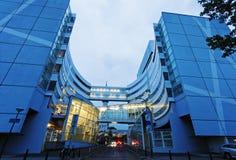 Σύγχρονη αρχιτεκτονική της Χάγης Στοκ Φωτογραφία