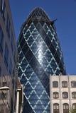 Σύγχρονη αρχιτεκτονική του Λονδίνου Στοκ Εικόνες