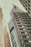 Σύγχρονη αρχιτεκτονική του Χογκ Κογκ Στοκ φωτογραφία με δικαίωμα ελεύθερης χρήσης