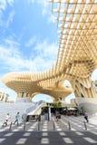 Σύγχρονη αρχιτεκτονική Plaza de Λα Encarnacion Στοκ Εικόνες