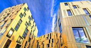 Σύγχρονη αρχιτεκτονική Wroclaw Στοκ Φωτογραφία