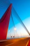 Σύγχρονη γέφυρα Στοκ εικόνες με δικαίωμα ελεύθερης χρήσης