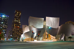 Σύγχρονη εικονική παράσταση πόλης αρχιτεκτονικής στοκ εικόνες