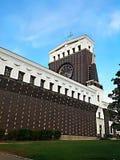 Σύγχρονη εκκλησία στην Πράγα Στοκ φωτογραφία με δικαίωμα ελεύθερης χρήσης