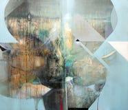 σύγχρονη ζωγραφική Στοκ Εικόνες