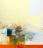 σύγχρονη ζωγραφική Στοκ φωτογραφίες με δικαίωμα ελεύθερης χρήσης