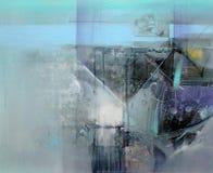 σύγχρονη ζωγραφική Στοκ φωτογραφία με δικαίωμα ελεύθερης χρήσης