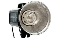 Φωτογραφική λάμψη στοκ εικόνα με δικαίωμα ελεύθερης χρήσης