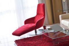 Σύγχρονη καρέκλα καθιστικών Στοκ εικόνες με δικαίωμα ελεύθερης χρήσης