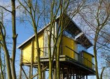 Σύγχρονη κατοικία Στοκ Εικόνα