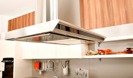 Κουκούλα κουζινών Στοκ φωτογραφία με δικαίωμα ελεύθερης χρήσης