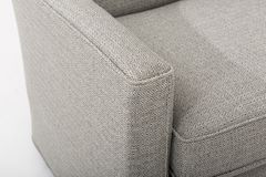 Σύγχρονη κρεβατοκάμαρα καθισμάτων καναπέδων πολυθρόνων ενιαία εγχώρια καθιστικό ή - εικόνα στοκ φωτογραφία με δικαίωμα ελεύθερης χρήσης