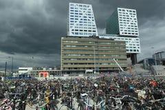 Σύγχρονη Ουτρέχτη Στοκ φωτογραφία με δικαίωμα ελεύθερης χρήσης