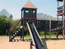 σύγχρονη παιδική χαρά εγκαταστάσεων σχεδίου στοκ φωτογραφία με δικαίωμα ελεύθερης χρήσης