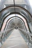 σύγχρονη Παρίσι διάβαση πε&z Στοκ Φωτογραφίες