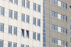 Σύγχρονη πρόσοψη γυαλιού οικοδόμησης Στοκ φωτογραφίες με δικαίωμα ελεύθερης χρήσης