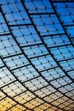 Σύγχρονη πρόσοψη γυαλιού Στοκ εικόνα με δικαίωμα ελεύθερης χρήσης