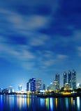 Σύγχρονη πόλη στοκ φωτογραφία