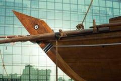 Σύγχρονη πόλη του Ντουμπάι στοκ εικόνες