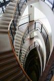 σύγχρονη σκάλα Στοκ Εικόνα