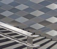 Σύγχρονη σκάλα Στοκ εικόνα με δικαίωμα ελεύθερης χρήσης