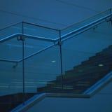 σύγχρονη σκάλα Στοκ εικόνες με δικαίωμα ελεύθερης χρήσης