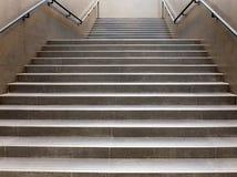 σύγχρονη σκάλα Στοκ Φωτογραφία