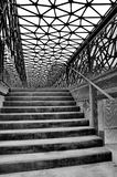 σύγχρονη σκάλα Στοκ Φωτογραφίες