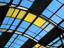 σύγχρονη στέγη τέχνης Στοκ φωτογραφίες με δικαίωμα ελεύθερης χρήσης