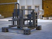 Σύγχρονη τέχνη στην πρωτεύουσα της Αγγλίας - του Λονδίνου Στοκ φωτογραφίες με δικαίωμα ελεύθερης χρήσης