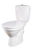 σύγχρονη τουαλέτα σχεδί&omic Στοκ φωτογραφία με δικαίωμα ελεύθερης χρήσης