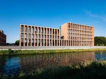 Σύγχρονη τουρκική πρεσβεία στο Στρασβούργο Στοκ φωτογραφίες με δικαίωμα ελεύθερης χρήσης