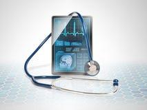 Σύγχρονη υγειονομική περίθαλψη Στοκ φωτογραφία με δικαίωμα ελεύθερης χρήσης