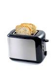 Σύγχρονη φρυγανιέρα με το ψωμί Στοκ Εικόνες