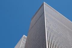 Σύγχρονοι ουρανοξύστες του Μανχάταν Στοκ εικόνες με δικαίωμα ελεύθερης χρήσης