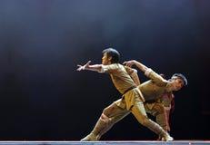 Σύγχρονοι χορευτές Στοκ Εικόνα
